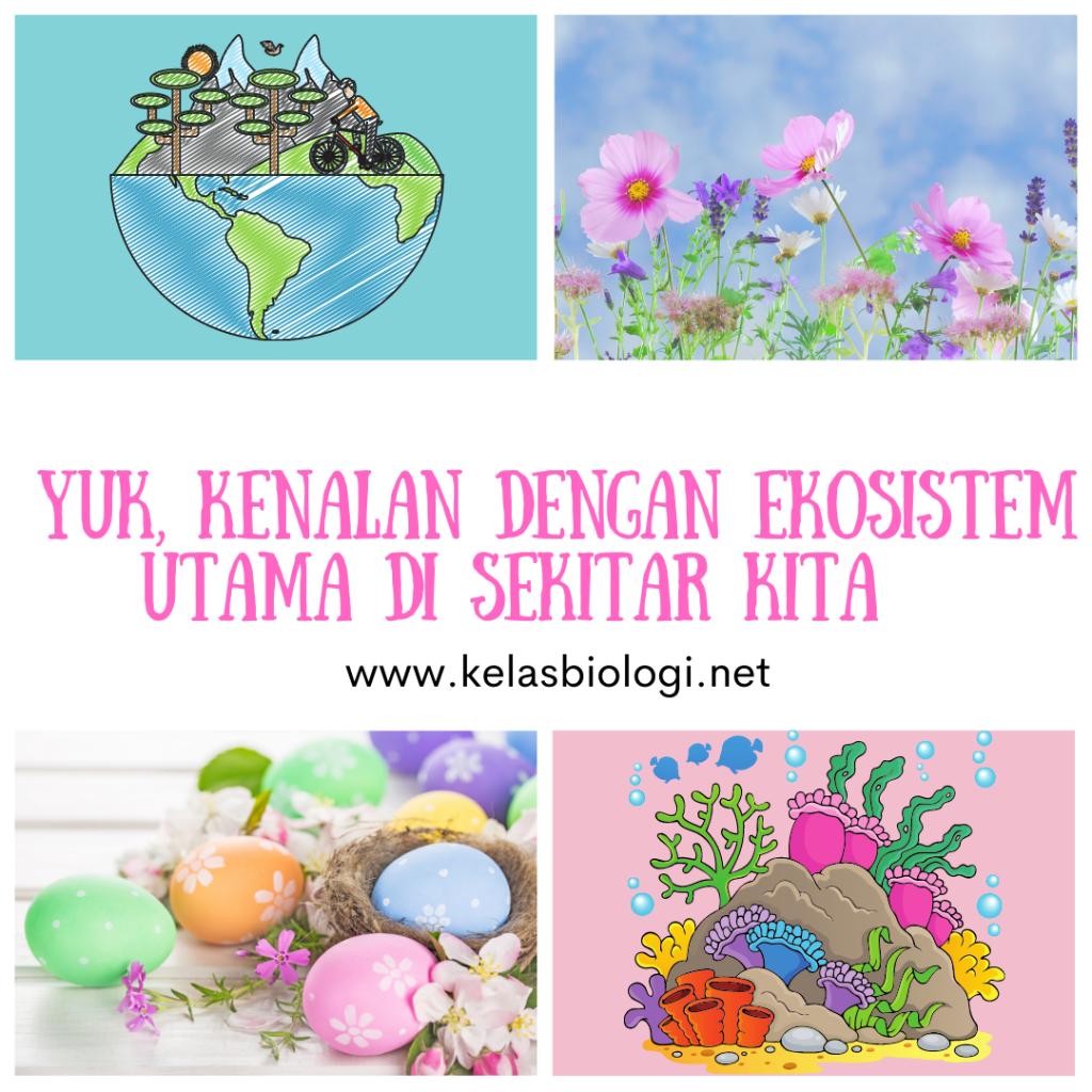 ekosistem utama